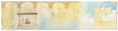 casaBGcamino-disegno-parete-camino