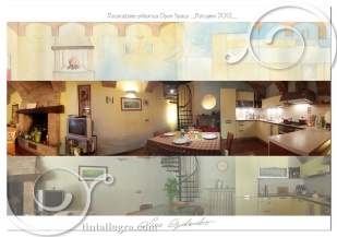 casaBGcamino-progetto