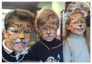 carnevale tigri